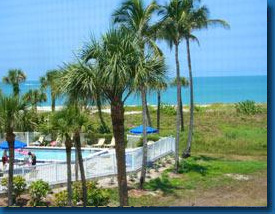 Captiva Island Rental - Two Bedroom Beach Condo - Lanai