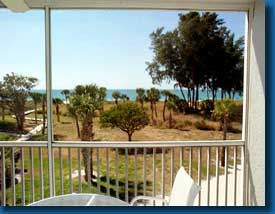 Captiva Vacation Al View Of The Beach Living Room This Newly Decorated One Bedroom Villa At South Seas Resort